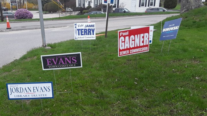 5/4/2019 Local Election Results — Charlton,Mass.